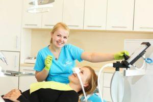 Седация при имплантации зубов