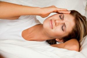 Болит голова после наркоза